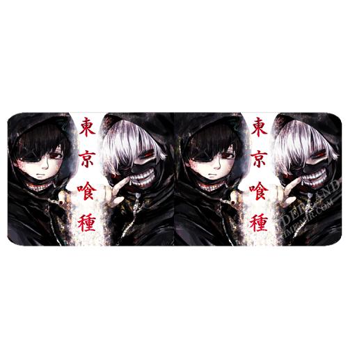 Обложка на студенческий Токийский гуль Канеки