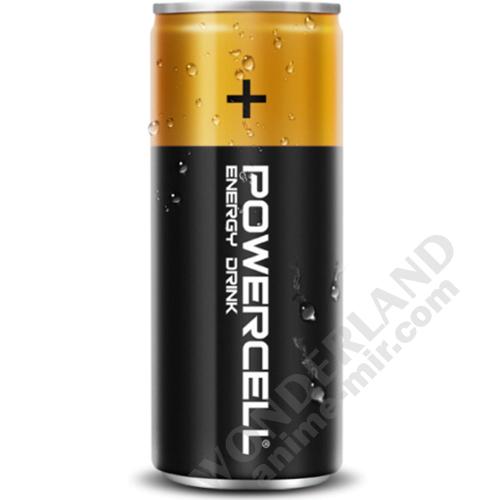 Энергетический напиток Powercell импорт