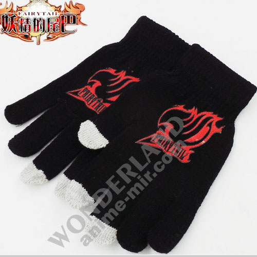 Аниме перчатки Хвост феи