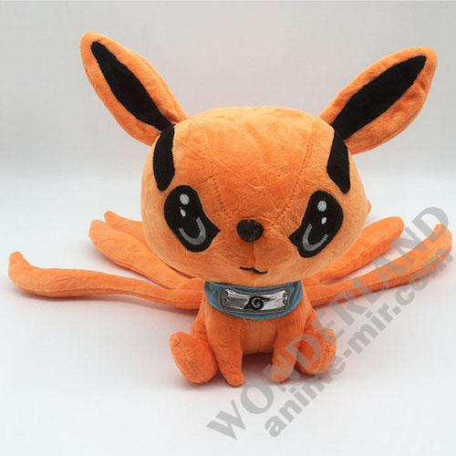 Плюшевая игрушка Наруто Девятихвостый лис (Курама)