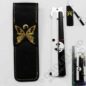 Нож-бабочка сувенирный Школа отчаяния Монокума