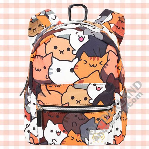 Рюкзак Neko Atsume (Коллекция кошек)