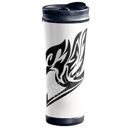 Термостакан Хвост феи (логотип)