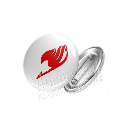 Аниме значок Хвост Феи / Fairy Tail (логотип)