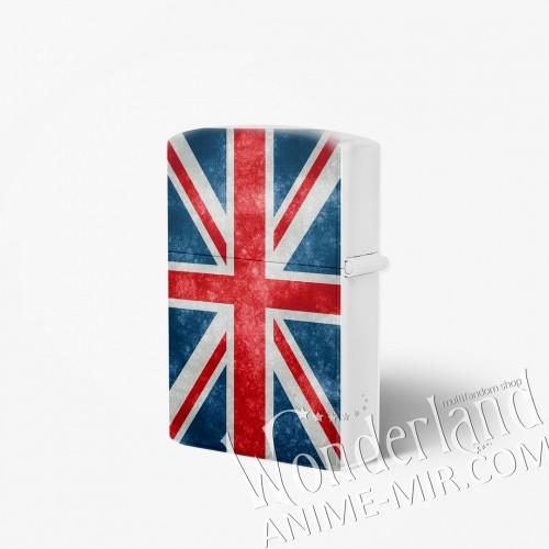 Зажигалка Флаг Великобритании