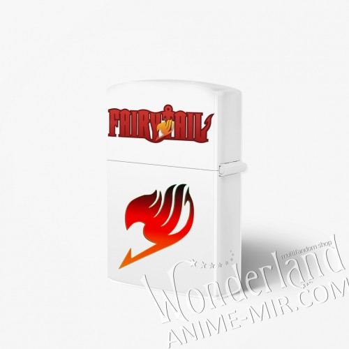 Аниме зажигалка Хвост феи (Логотип)