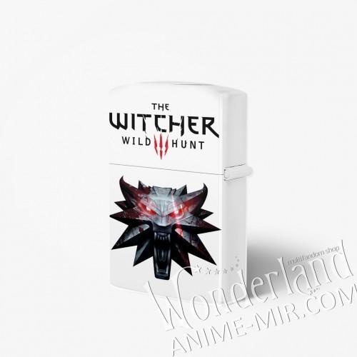 Зажигалка Ведьмак (Логотип)