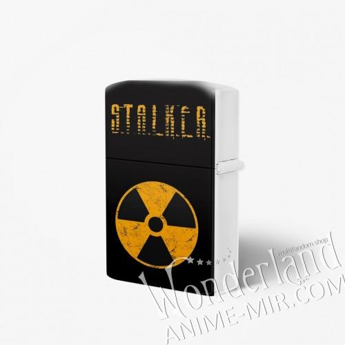 Зажигалка Сталкер (Логотип)
