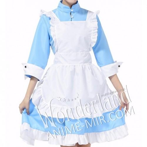 Косплей платье Алисы (Алиса в стране чудес)
