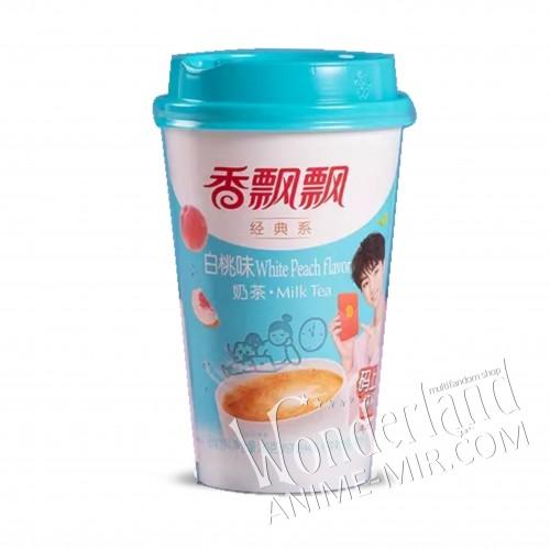 Молочный чай со вкусом белого персика (Xiang piao piao)