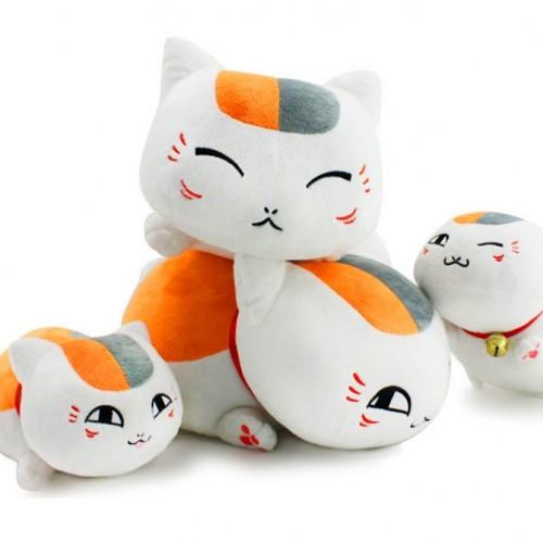 Плюшевая игрушка Тетрадь дружбы Нацуме Нянко-сенсэй (макс. размер 80см)